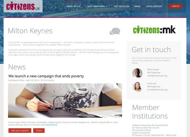 Citzens UK