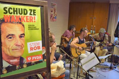 Muziekgroep 'Dobbel, Dobbel & de Jelle