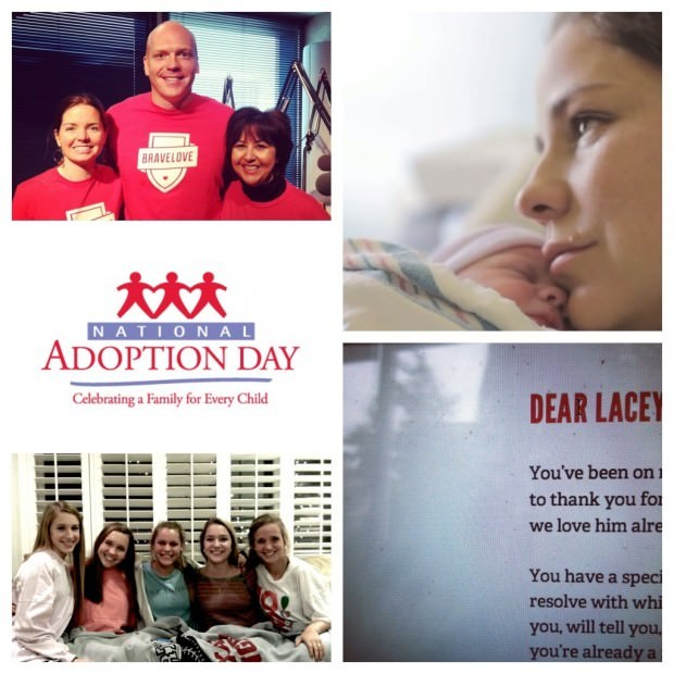 Recap of BraveLove's National Adoption Month