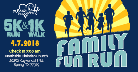 New Life Adoptions Family Fun Run