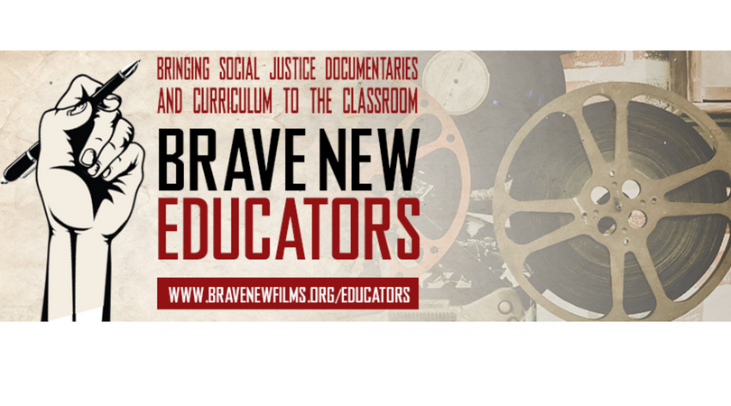 Use Brave New Films in your classroom, free of charge!<br><span></span>