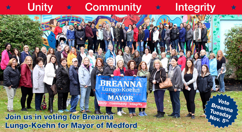 Breanna for Mayor of Medford_1