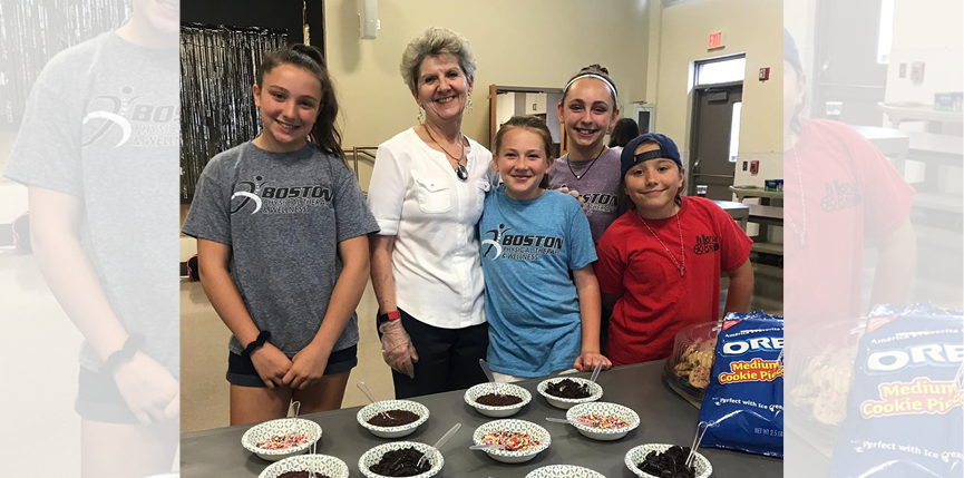 Medford Senior Center Ice Cream Social