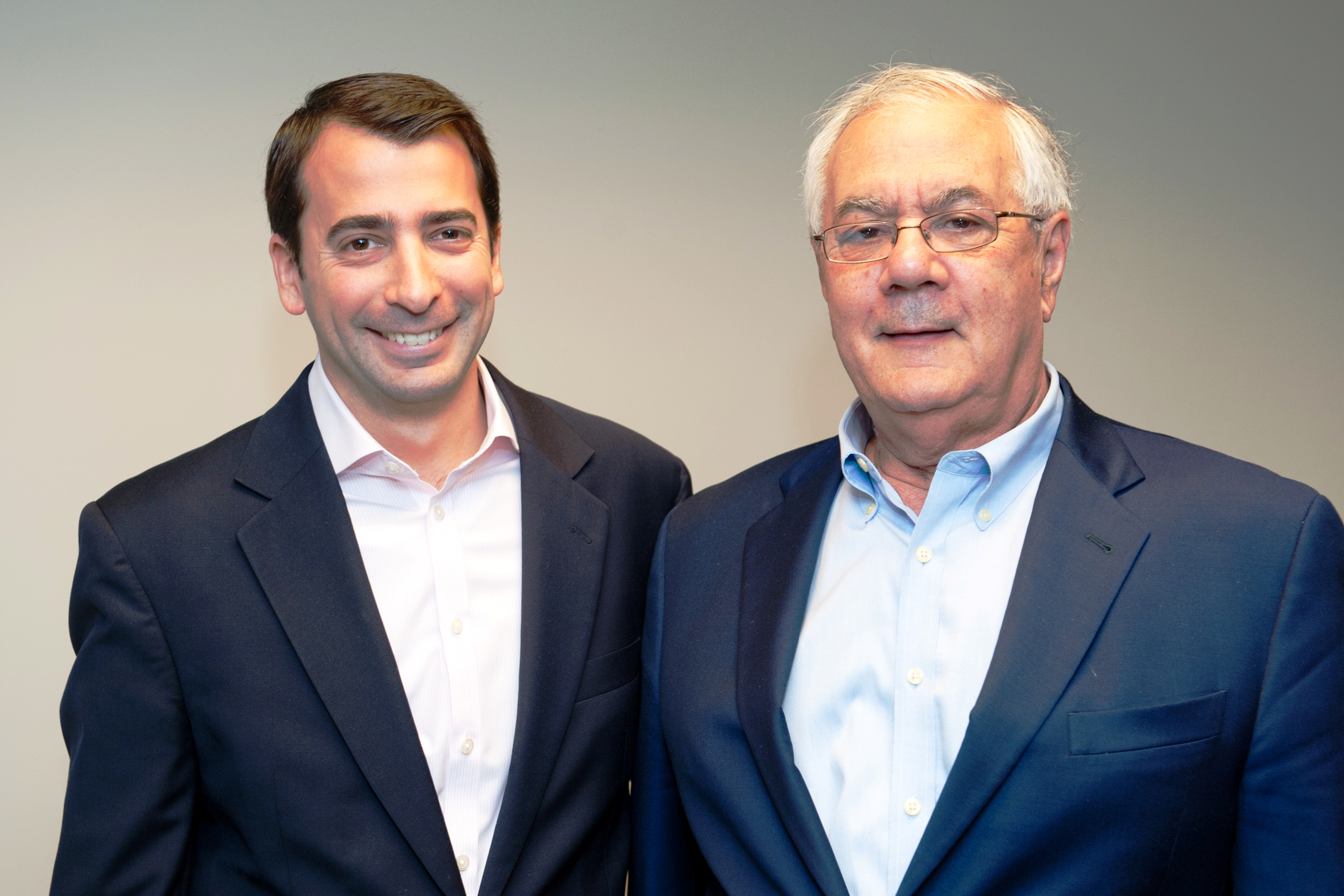 Brian With Barney Frank