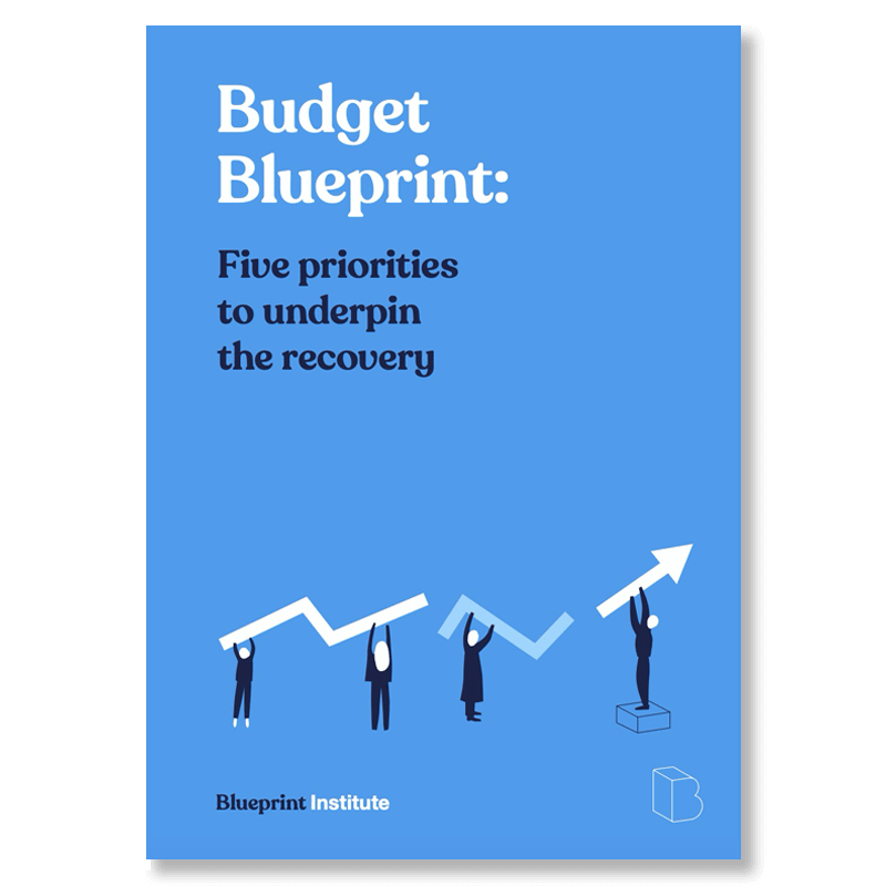 Read our Blueprint for the Budget