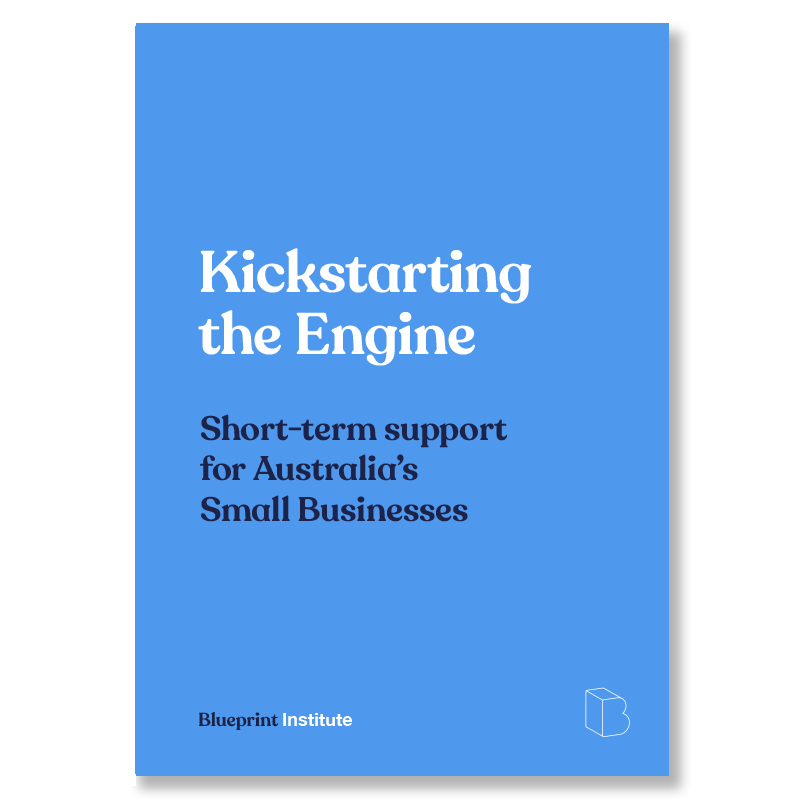Read our Small Business Blueprint