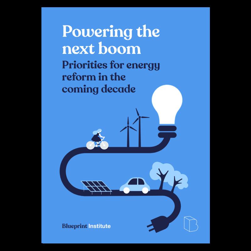 Read our Blueprint on Energy Reform