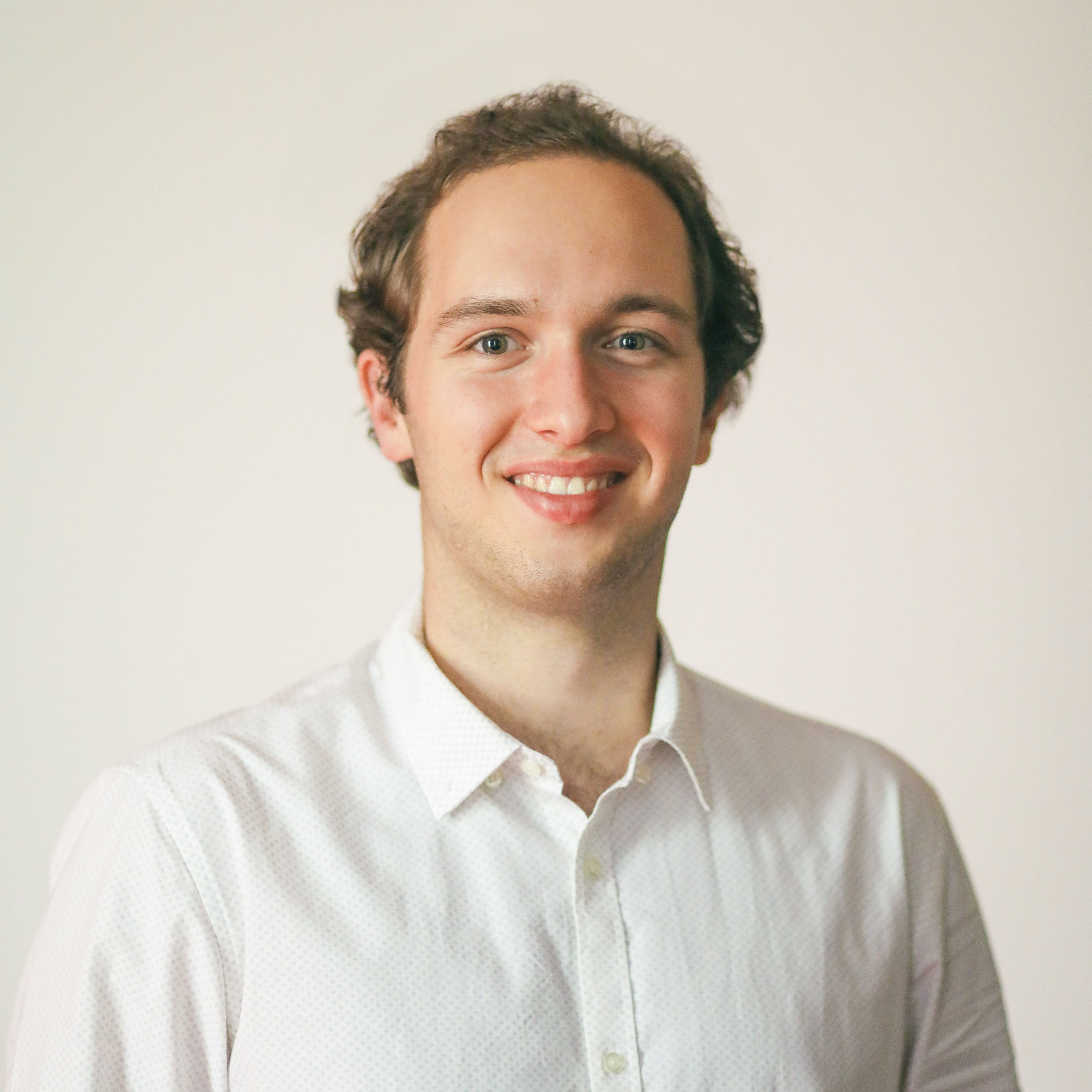 Tom Barrett - Researcher