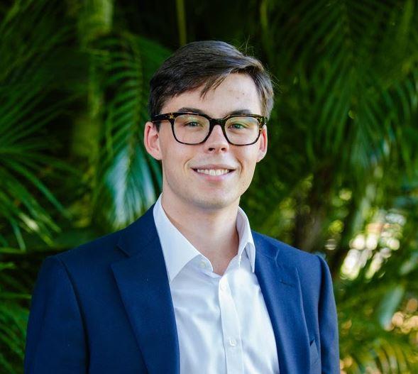 Zach Hayward - Researcher