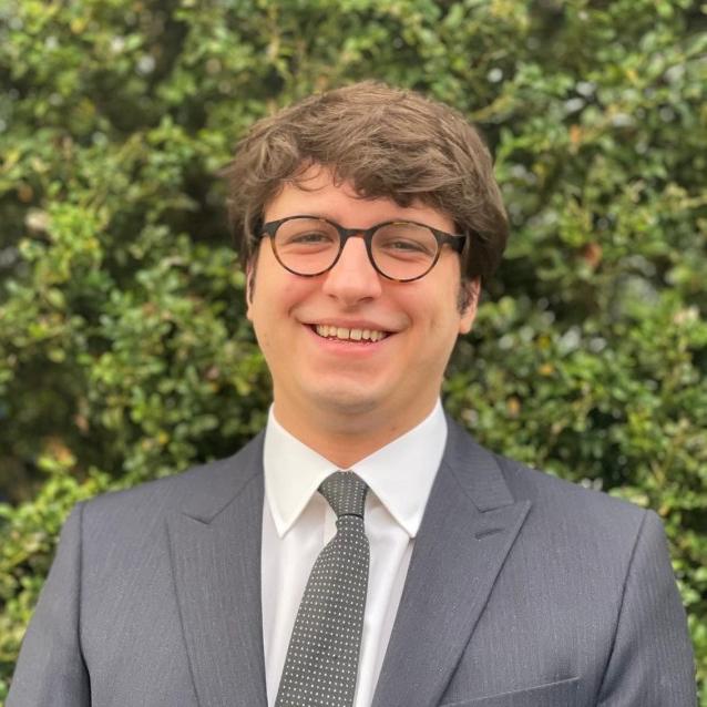 Josh Steinert - Researcher