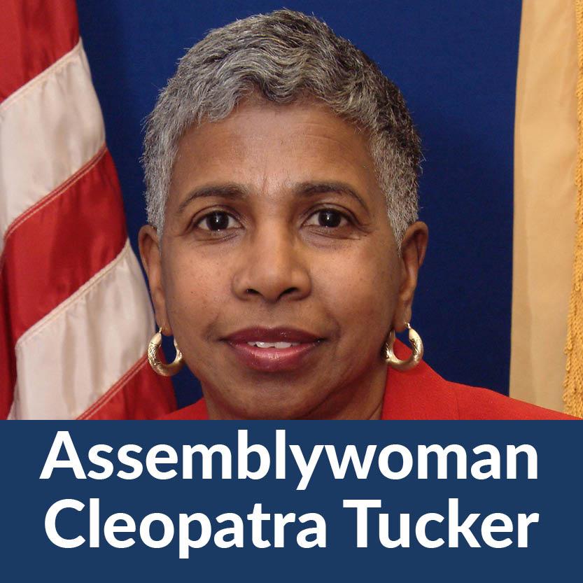 Assemblywoman Cleopatra Tucker