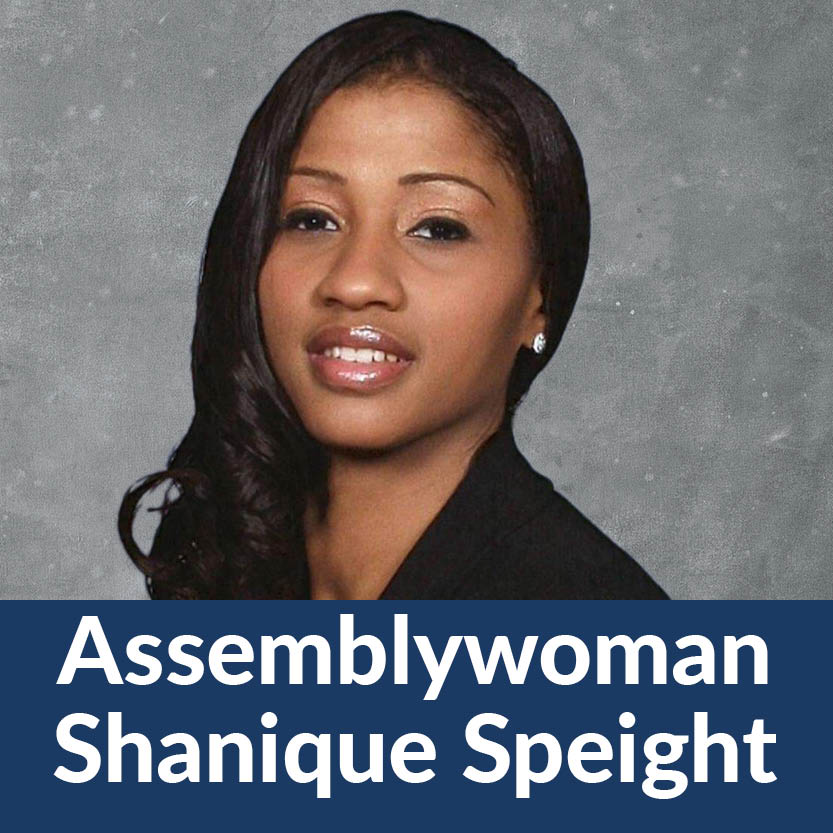 Assemblywoman Shanique Speight