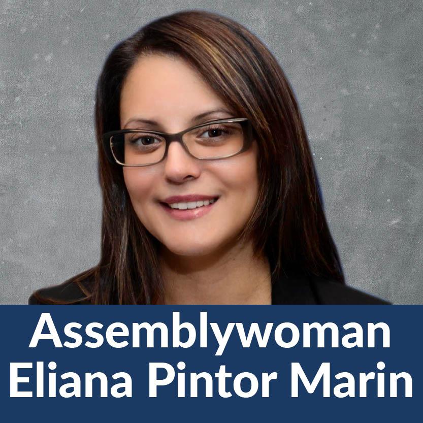 Assemblywoman Eliana Pintor Marin