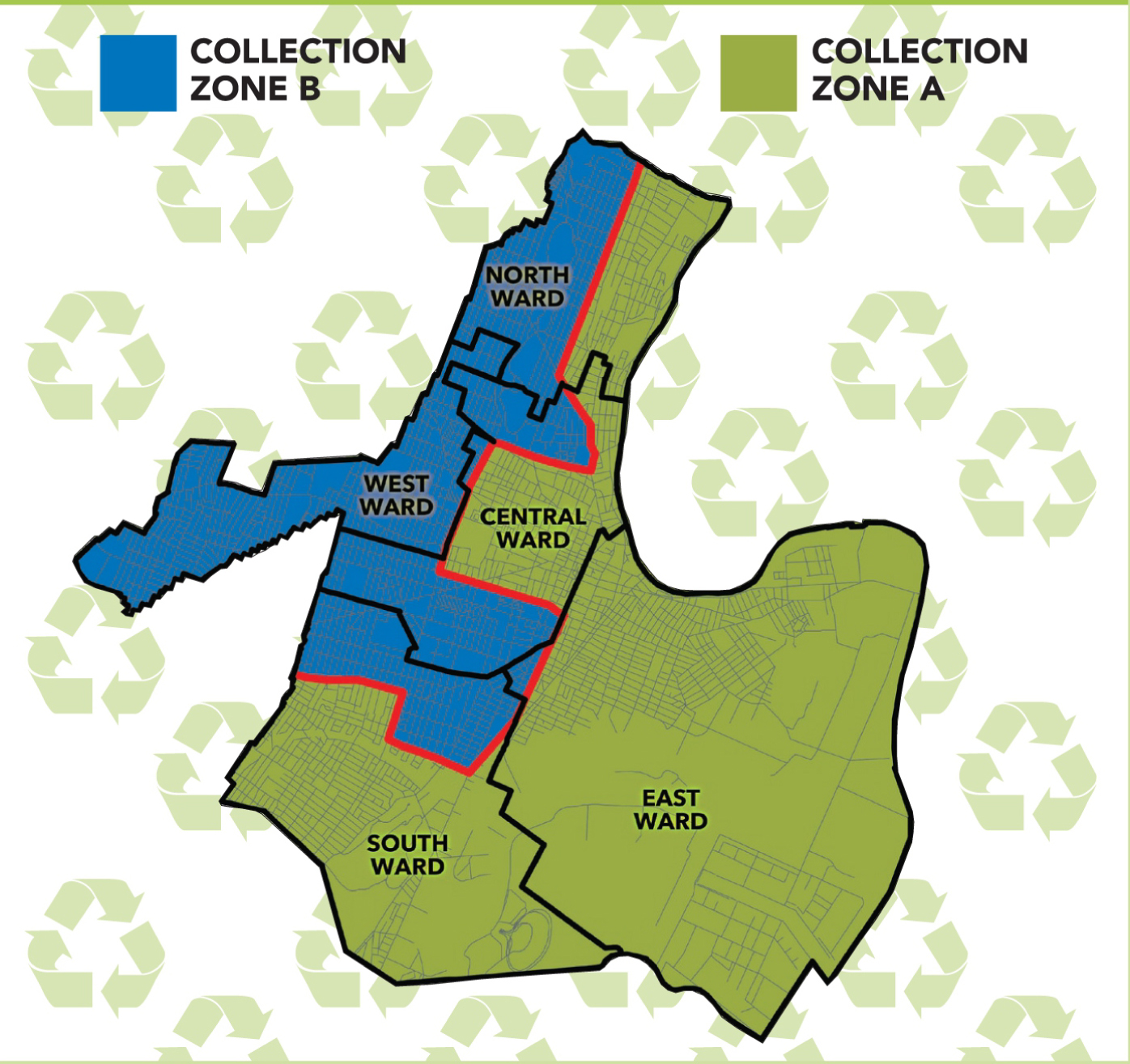 Newark Trash Bulk And Recycling Collection Schedule