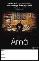 AMÁ Screening Poster
