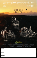 BORDER SOUTH Screening Poster