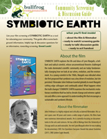 SYMBIOTIC EARTH Discussion Guide