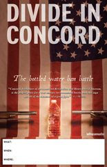DIVIDE IN CONCORD Screening Poster