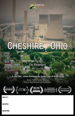 CHESHIRE, OHIO Screening Poster