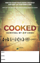 COOKED Screening Poster
