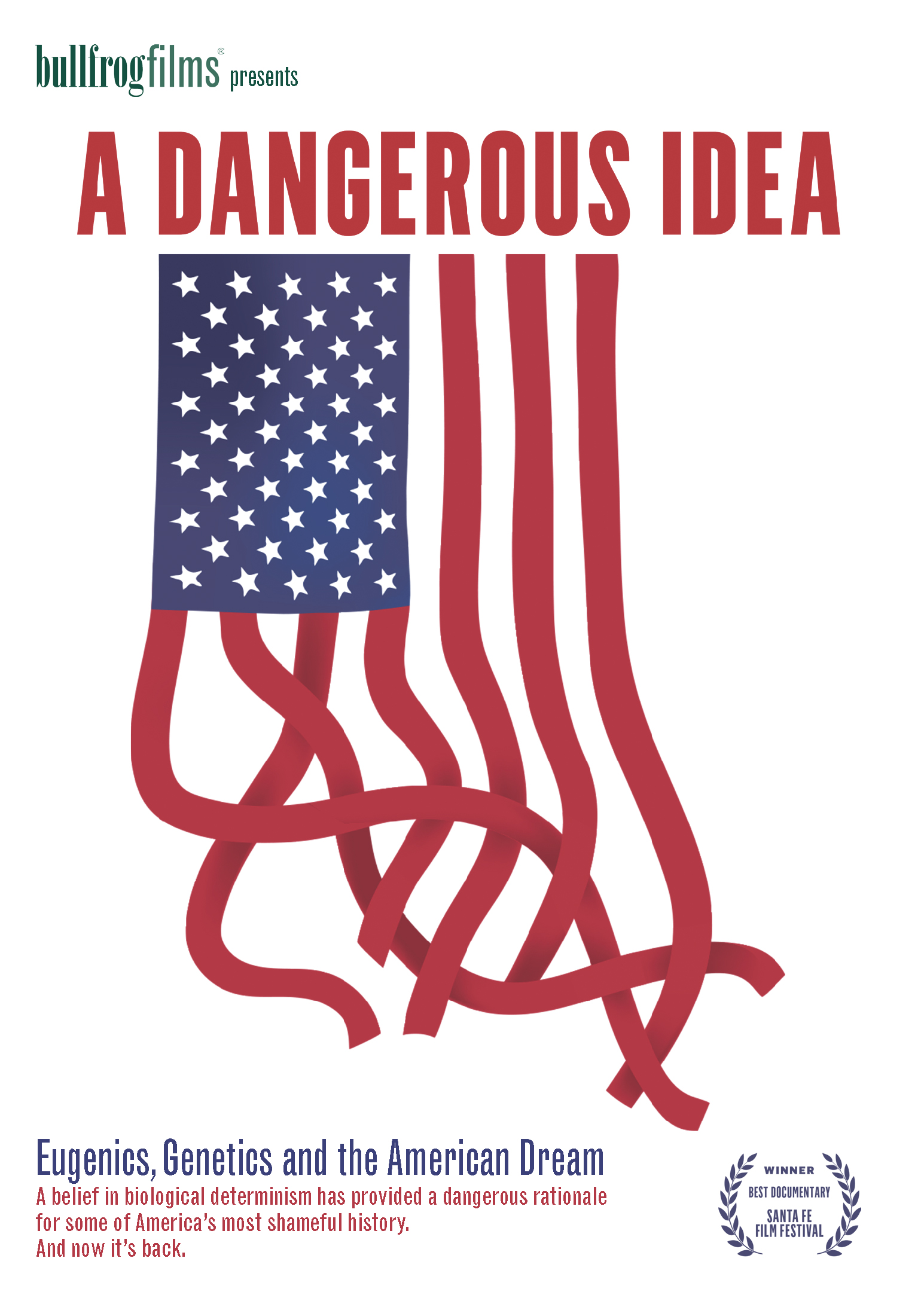 A DANGEROUS IDEA Discussion Guide