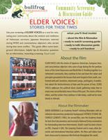 ELDER VOICES Discussion Guide