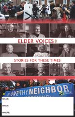 ELDER VOICES Screening Poster