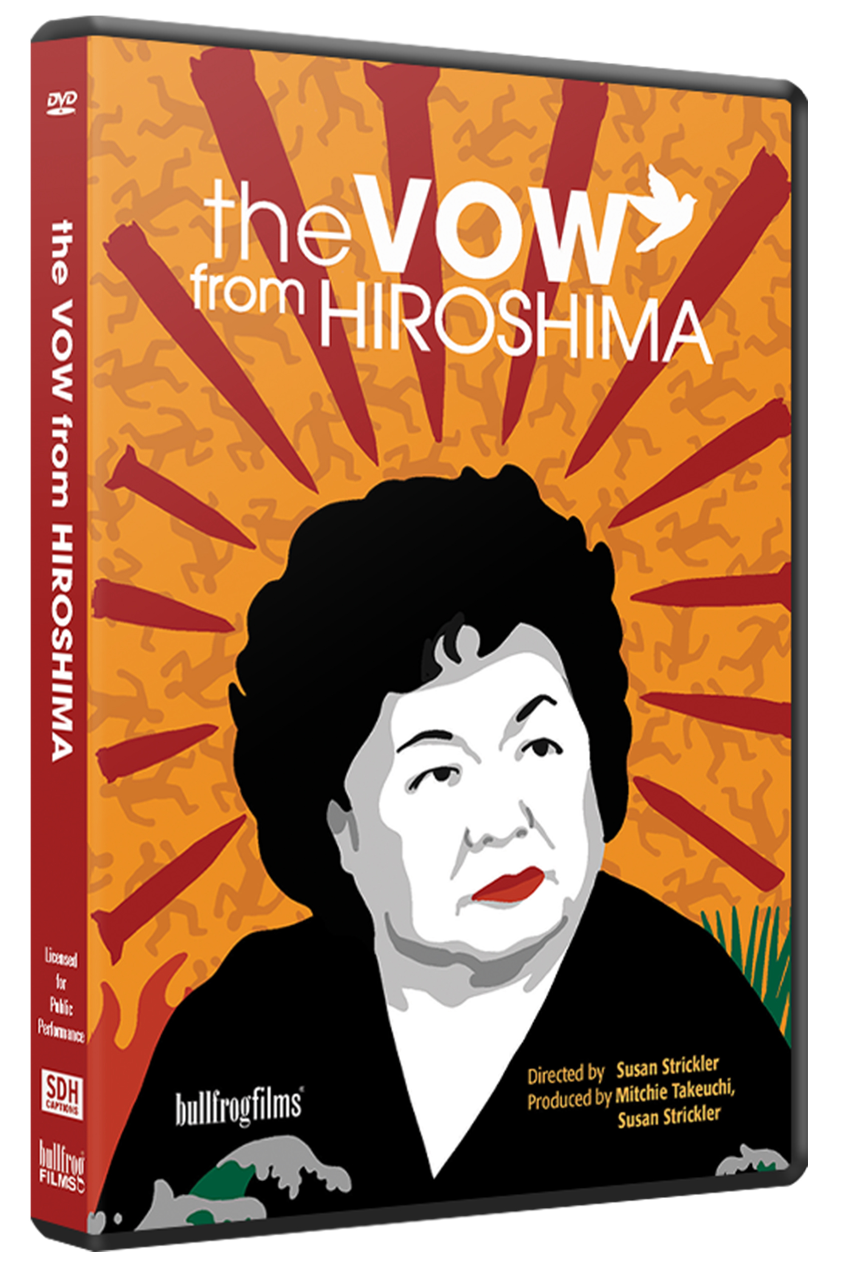 THE VOW FROM HIROSHIMA