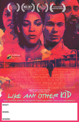 LIKE ANY OTHER KID Screening Poster