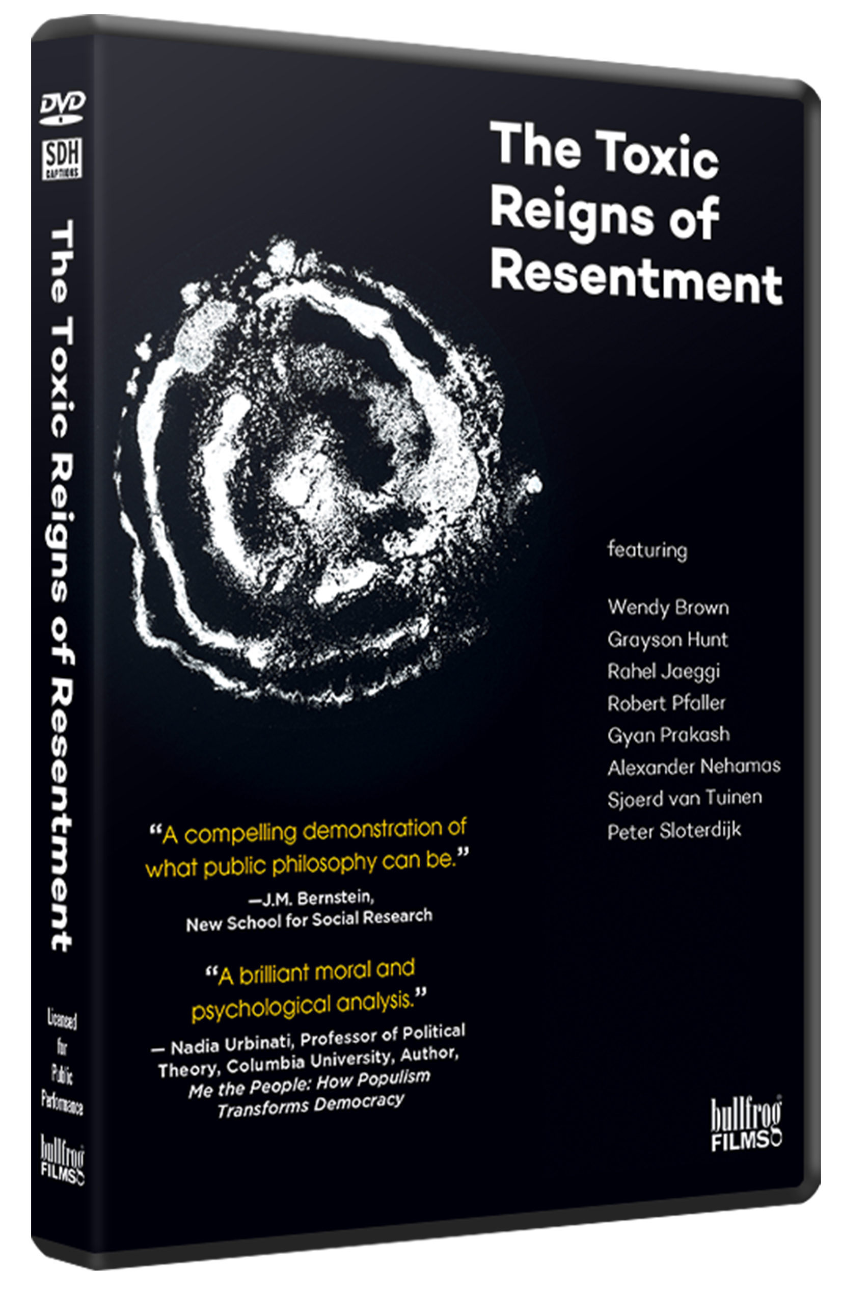 THE TOXIC REIGNS OF RESENTMENT