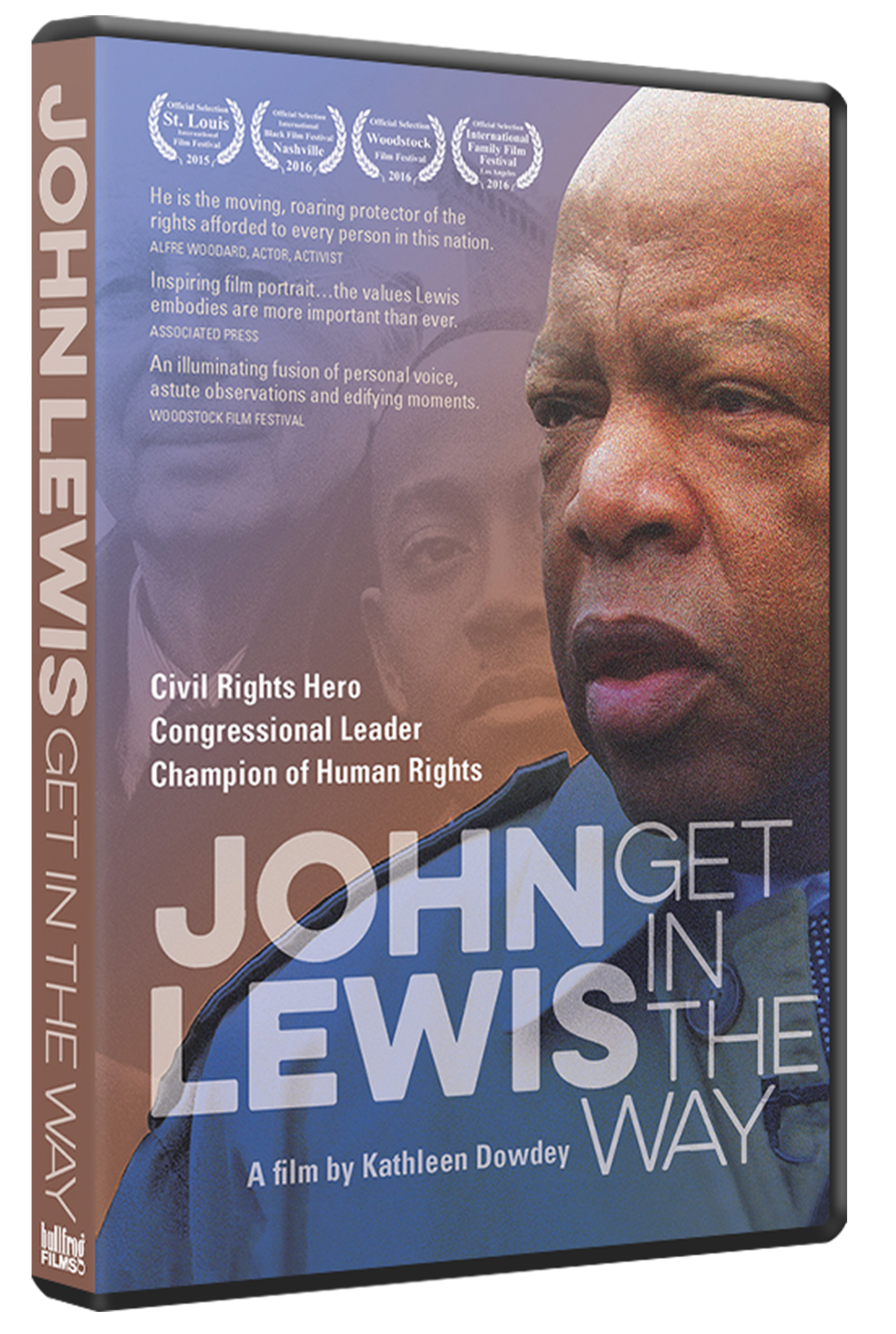JOHN LEWIS: Get In The Way