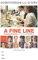 A FINE LINE  Screening Poster