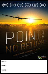 POINT OF NO RETURN Screening Poster