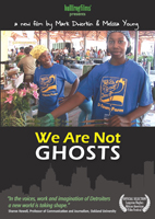 WE ARE NOT GHOSTS