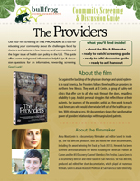 THE PROVIDERS Discussion Guide