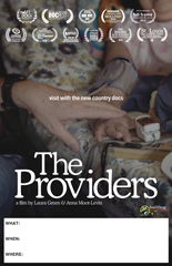 THE PROVIDERS Screening Poster