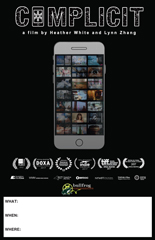 COMPLICIT Screening Poster
