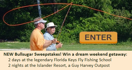 New Sweepstakes! Win a dream weekend at the Florida Keys Fly Fishing School