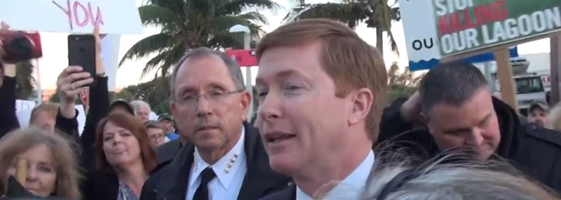 Adam Putnam's links to toxic algae are no secret on the Treasure Coast