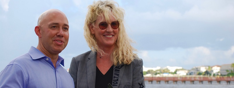 Erin Brockovich and Brian Mast joined Bullsugar.org to fight for clean water