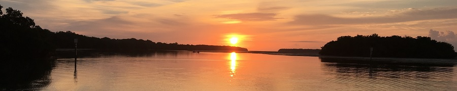 Morning on Florida Bay - Bullsugar.org