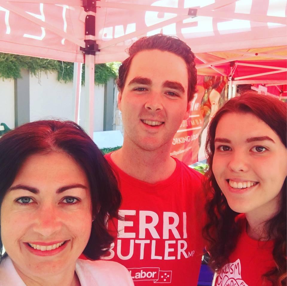 Terri Butler T-Shirt