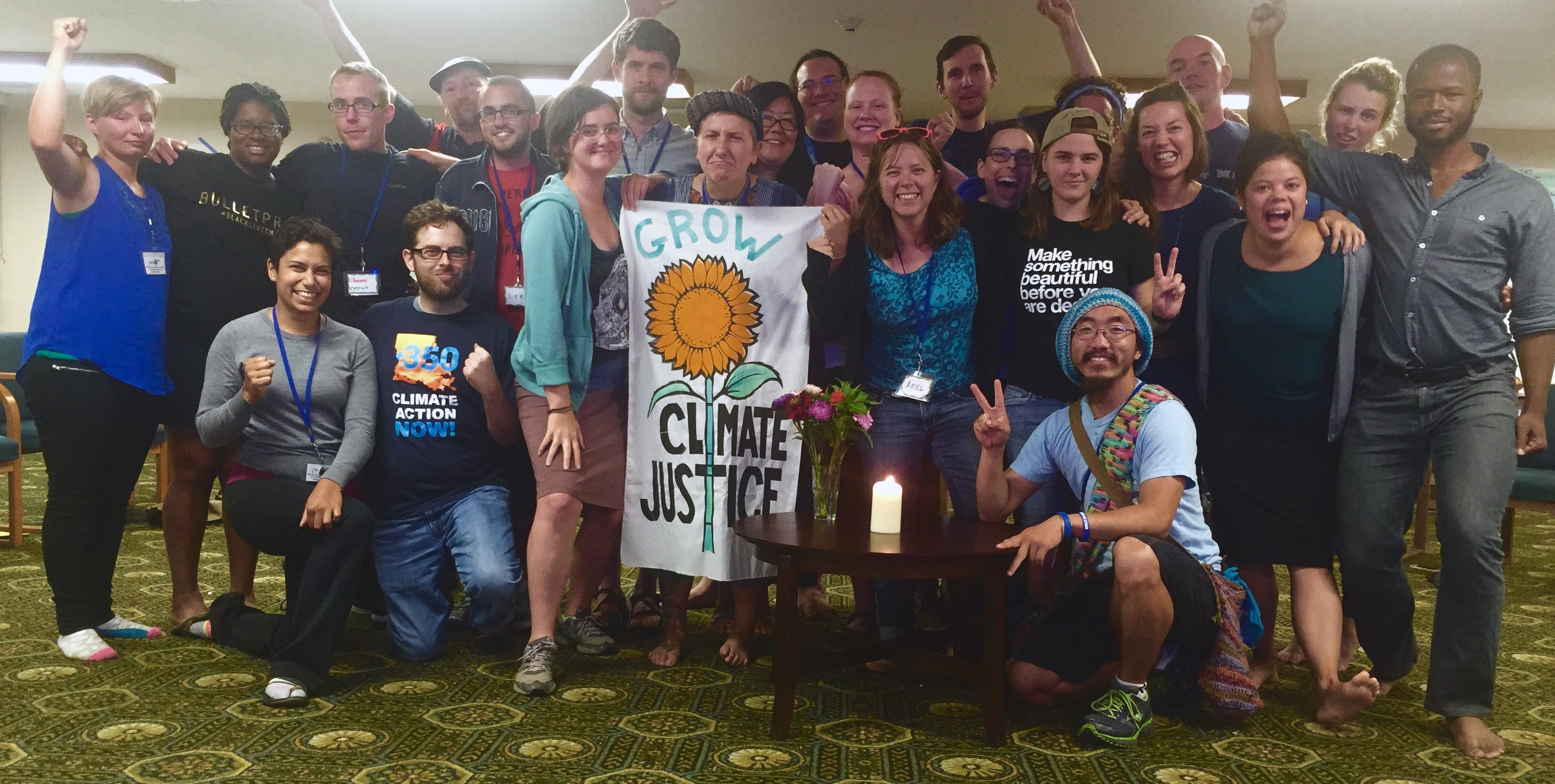 Growing Climate Justice!