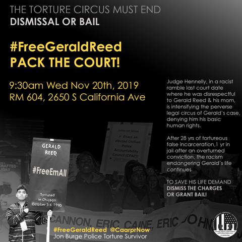 Gerald Reed Free
