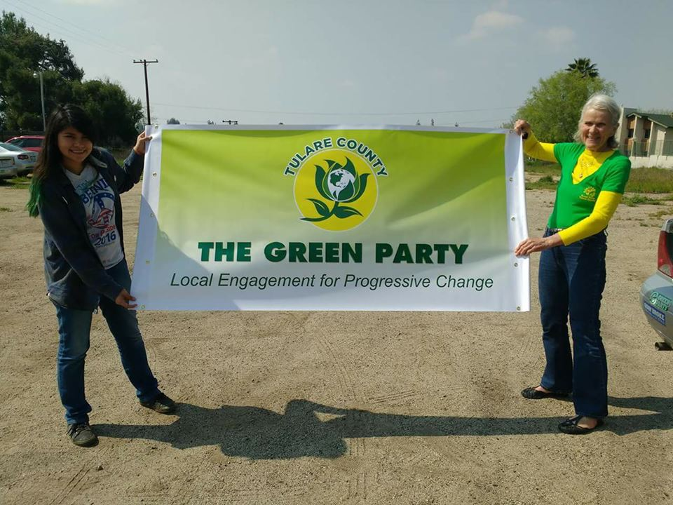 Green Party of Tulare County