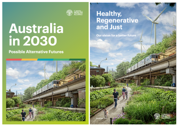 Covers of our two new reports