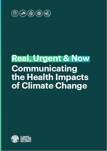Cover of the new report