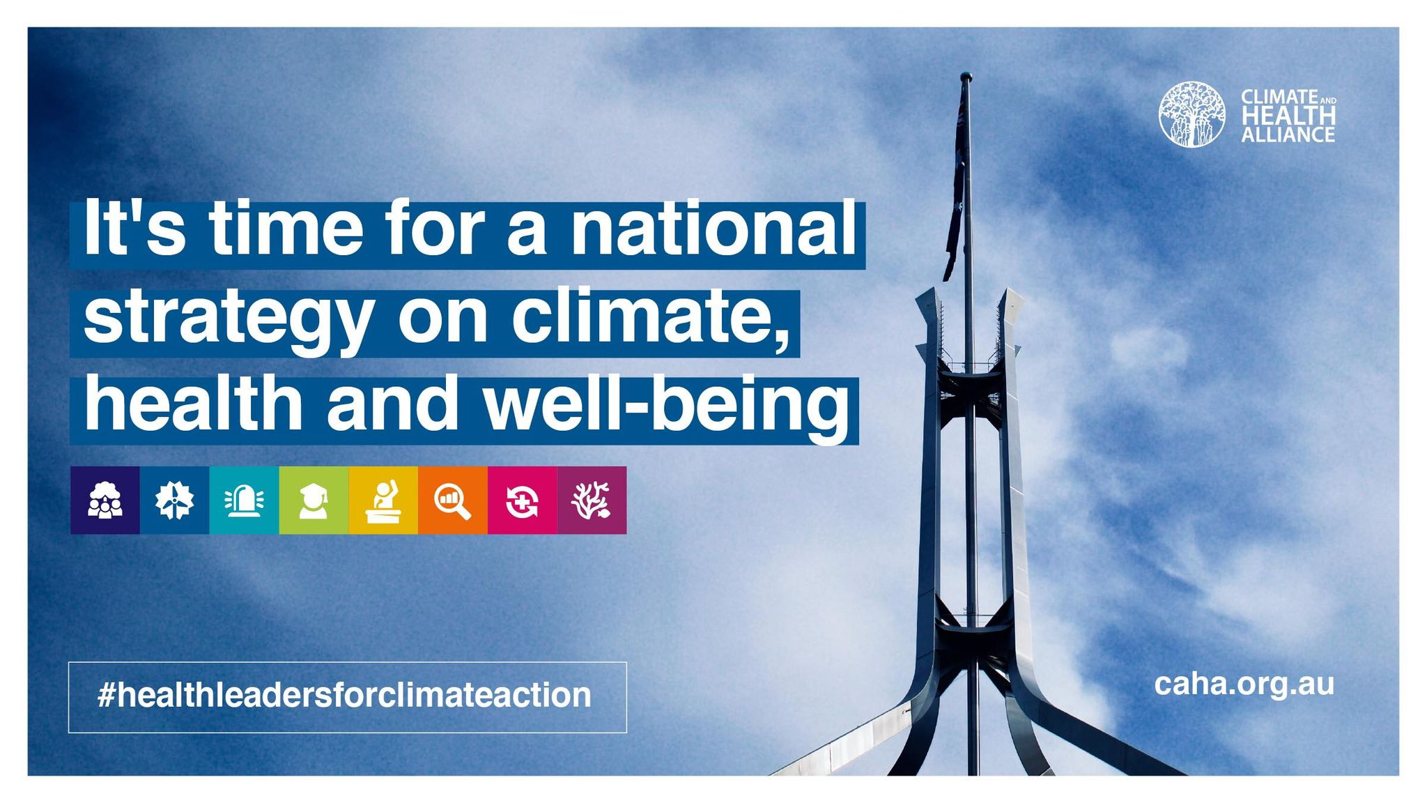 It's time for a national strategy on climate, health and wellbeing