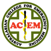 Australasian College of Emergency Medicine Logo
