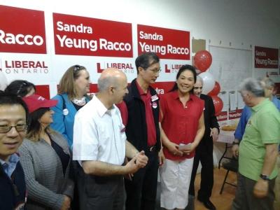Sandra Yeung Racco
